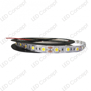 CINTA LED SMD 2835 12 Watts 4500k, (Rollo de 5 mts)